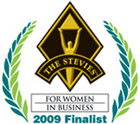 The Stevie Logo Award