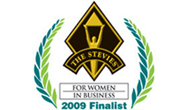 Wendy is a 2009 finalist at the stevies