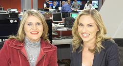 Wendy Moore (now Chamberlain) joins Your Money Your Call host Bridie Barry on the set for a panel discussion on this popular SkyBusiness News show
