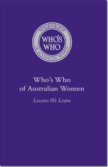 Who's Who of Australian Women