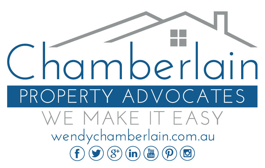 Wendy Chamberlain Chamberlain Property Advocates www-wendychamberlain-com-au. Call 03 9686 2288