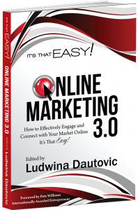 Wendy Chamberlain is a contributing author to the book – How to Effectively Engage and Connect with Your Market Online